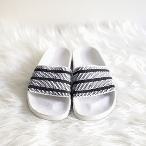 Adidas Primeknit Adilette Slide
